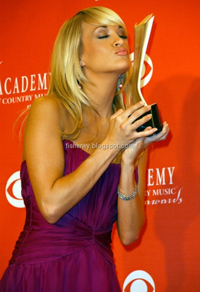 Carrie Underwood 43rd Academy Of Country Music Awards Photo