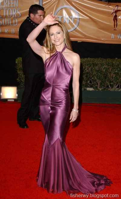 Photo of Holly Hunter 10th Annual Screen Actors Guild Awards  2004