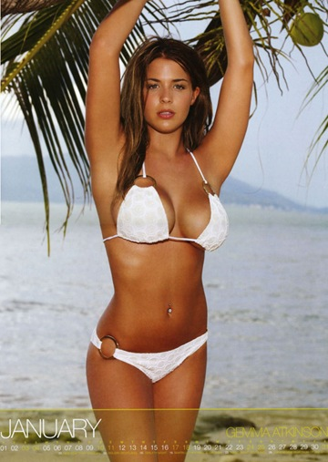 gemma-atkinson-2009 bikini calender pic
