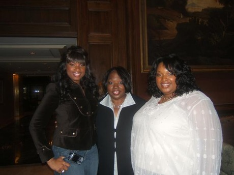William Balfour Myspace Jennifer Hudson, mom Darnell Donnerson, Julia Hudson photo