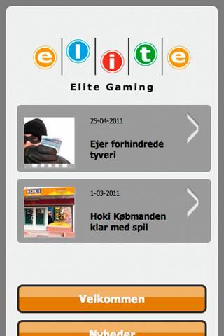 Elite Gaming - Forhandler