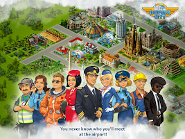 Screenshot of Airport City