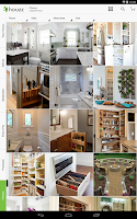 Screenshot of Houzz Interior Design Ideas