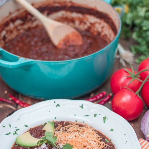 Quinoa & Coffee Chili