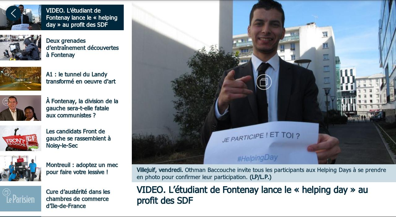 Le Parisien Ma Ville - Info Screenshot 7