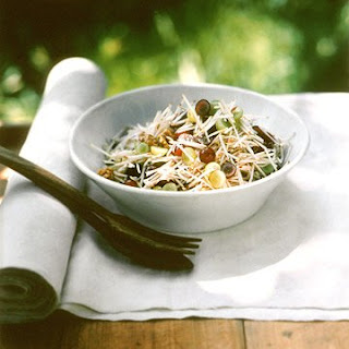Apple Slaw with Grape Dressing