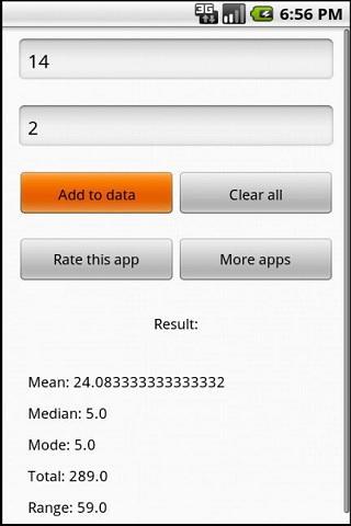 【免費教育App】X Stats-Statistics calculator-APP點子