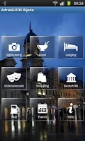 Screenshot of AdriaGUIDE Rijeka