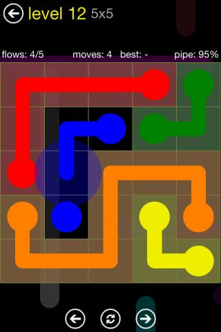 flow-free for android screenshot