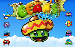 Screenshot of Bean's Quest