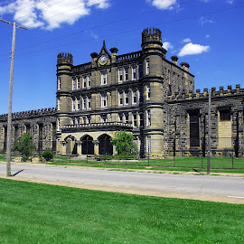 West Virginia State Penitentiary by Navonna Browning - Buildings & Architecture Public & Historical