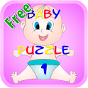 Baby Puzzle I Free Version icon