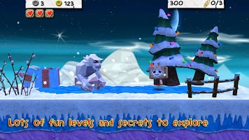 Screenshot of Paper Monsters