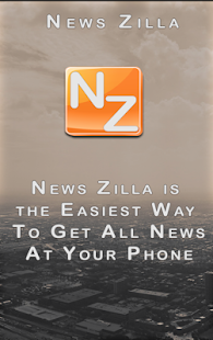 News Zilla - screenshot