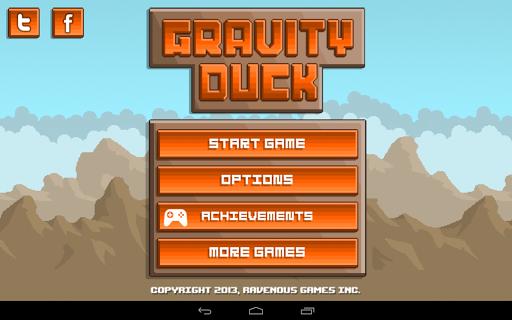 Gravity Duck - screenshot