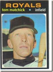 '71 Tom Matchick