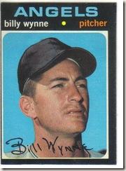 '71 Billy Wynne