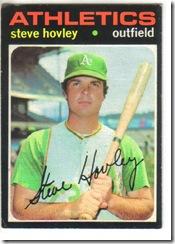 '71 Steve Hovley