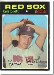 '71 Ken Brett