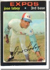 '71 Jose Laboy