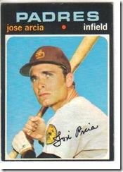 '71 Jose Arcia