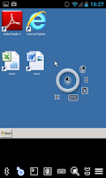 Screenshot of AccessToGo RDP/Remote Desktop