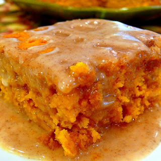 Pumpkin Cake Glaze Recipes