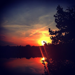 by Kisha Webb - Landscapes Sunsets & Sunrises