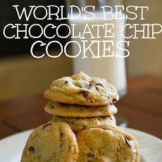 World's Best Chocolate Chip Cookie