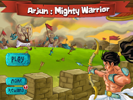 Screenshot of Arjun : Warrior of Mahabharata