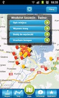 Screenshot of Visit Szczecin