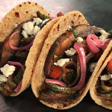 Mushroom and Chile Tacos Recipe
