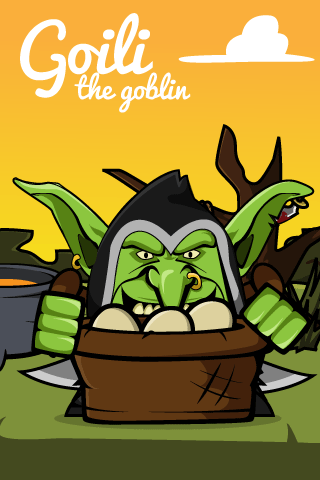 Goili the Goblin Comics
