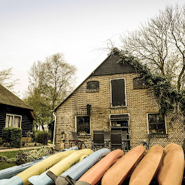 Amsterdam Giethoorn by Mario Chua - Buildings & Architecture Homes ( building, amsterdam photographer, amsterdam, travel, landscape, photo, photography, travel photography,  )