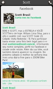 Scott Bikes - screenshot