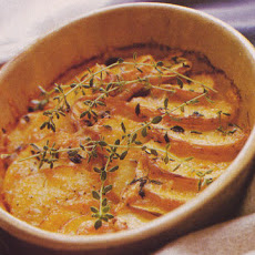 Gratin of Yukon Gold Potatoes