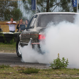 Drift Day by Sofia Abrantes - Sports & Fitness Other Sports ( cars, drift, portugal, smoke, portrait )