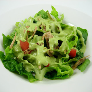 El Torito Cilantro and Pepita Salad Dressing