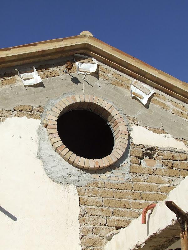 La nostra casetta l 39 obl - Oblo tetto casa ...