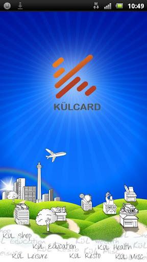 Kulcard Apps