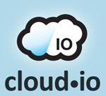 cloud-io pretty logo