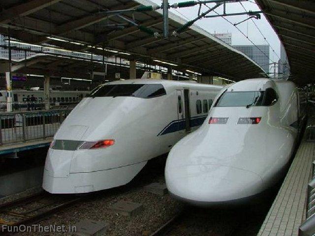 FastestTrains 04 - Fastest Trains in the World