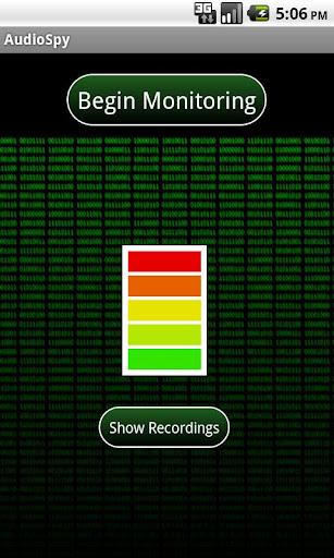 Audio Spy