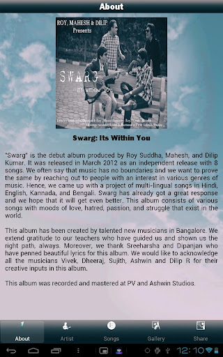 Swarg: It's Within You