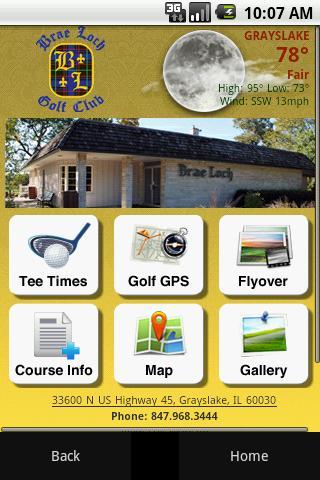 Brae Loch Golf Club