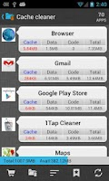 Screenshot of 1Tap Cleaner