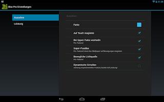 Screenshot of Blox Pro: Live Wallpaper