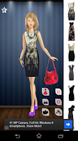 Screenshot of Dress Up Girls Free