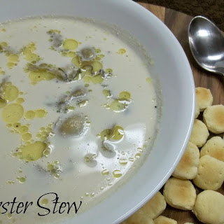 Oyster Stew With Evaporated Milk Recipes