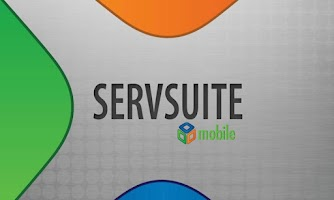 Screenshot of ServSuite Mobile Tablet